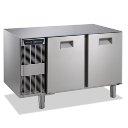 Digital Undercounter2 Door Refrigerated Counter Without Worktop -2+10°C, Full AISI 304
