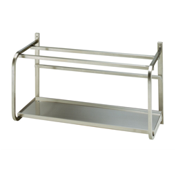 AccessoriesWall mounted shelf for 2 baskets 1180mm