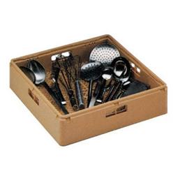 GeschirrspülenBasket for Bulk Cutlery (brown)