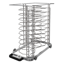 Cooking accessoriesBanquet trolley with rack for 20 GN 2/1 oven and blast chiller freezer