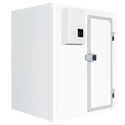 Soğuk Odalar123x123xh203cm  -18/-20°C                                   Entegre Soğutma Üniteli