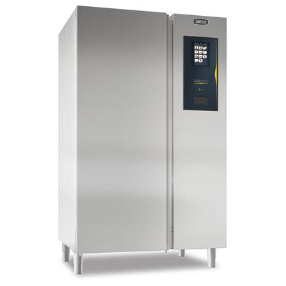 Rapido<br>Rapido Blast chiller/frys. 100/85kg, 20 GN 1/1 - Centralkyla