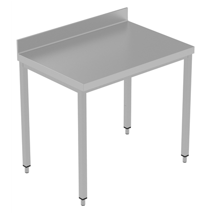 PLUS - Static Preparation1100 mm Work Table with Upstand