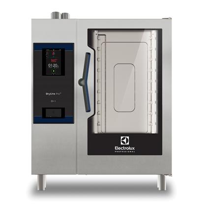 SkyLine ProSCombi oven 10x1/1GN, elektrisch