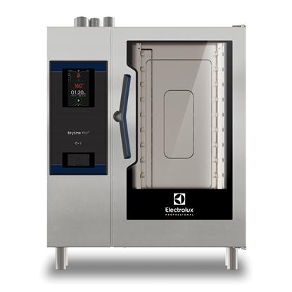 SkyLine ProSCombi oven 10x1/1GN, aardgas