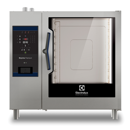 SkyLine PremiumElectric Combi Oven 10GN2/1