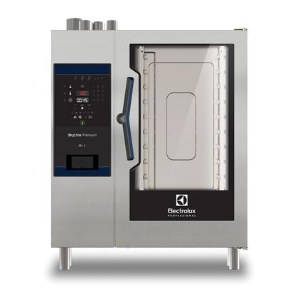 SkyLine PremiumNatural Gas Combi Oven 10GN1/1