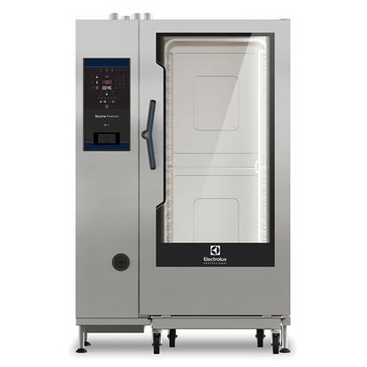 SkyLine PremiumForno digitale con boiler, gas 20 GN 2/1