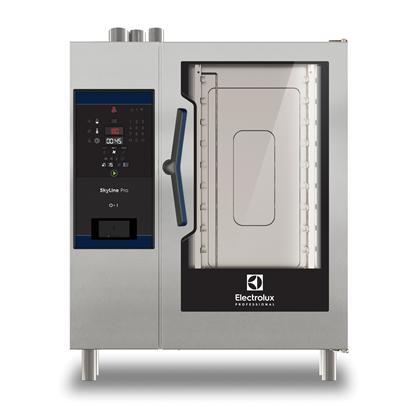 SkyLine ProNatural Gas Combi Oven 10GN1/1