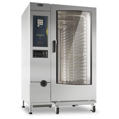 Magistar Combi TS<br>Forno touch con boiler, elettrico 20 GN 2/1