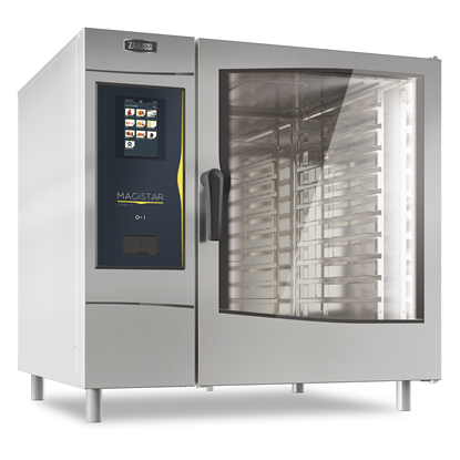 Magistar Combi TS<br>Natural Gas Combi Oven 10GN2/1