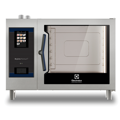 SkyLine PremiumSElectric Combi Oven 6GN2/1, Green Version