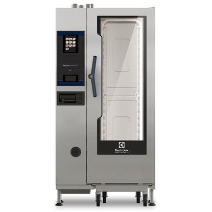 SkyLine PremiumSNatural Gas Combi Oven 20GN1/1, Green Version