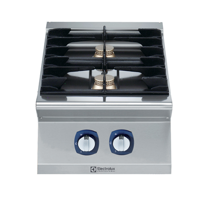 Modular Cooking Range Line700XP 2-Burner Gas Boiling Top