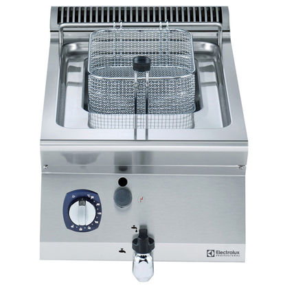 Modular Cooking Range Line700XP One Well Gas Fryer Top 7 liter