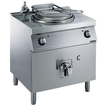 Gamma cottura modulare<br>EVO700 Elettrico indiretto, 60 litri termostatata