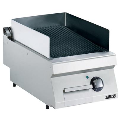 Modular Cooking Range Line<br>EVO700 Half Module Electric Char-Grill Top
