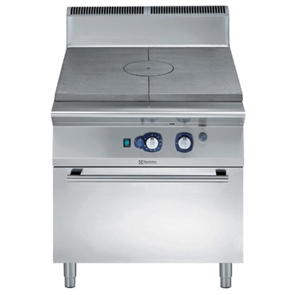 Modular Cooking Range Line900XP Gas Solid Top on Convection Oven