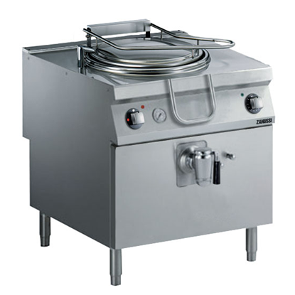Modular Cooking Range Line<br>EVO900 Electric Cylindrical Boiling Pan 60lt