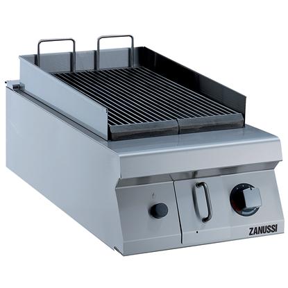 Modular Cooking Range Line<br>EVO900 Half Module Gas PowerGrill Top HP