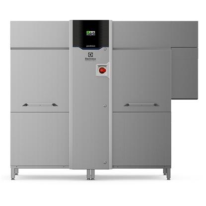 DiskTunneldiskmaskin med trippel slutspolning, 150korgar/tim, el, matning höger>vänster, ESD