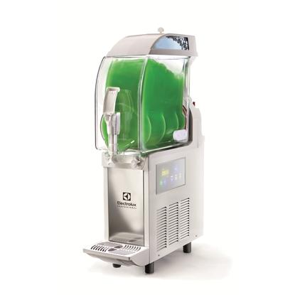 FrozenFrozen granita dispenser with 1 bowl, electronic control