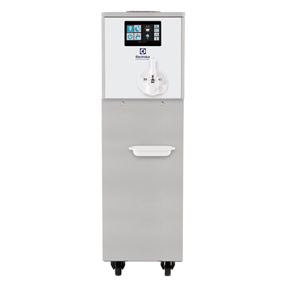 Soft ServedFirenze Soft Ice Cream Dispenser, 1 flavour, electronical control & touch panel, 310cones/h-gravity