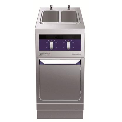 Modular Cooking Range Linethermaline 90 - 2 X 5 lt Wells Freestanding Electric Pasta Cooker, 1 Side, H=700