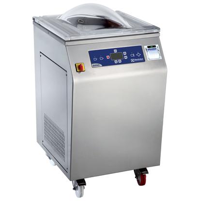 Jedinice za vakuumsko pakiranjePokretni uređaj za vakumiranje s HACCP printerom - 20 m³/sat