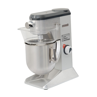 Planetary Mixers<br>Planetary Mixer, 8 lt. - Electronic with Hub