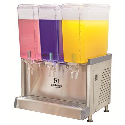 Simplicity BubblersCold Beverage Dispensers 3x18 L, agitator model