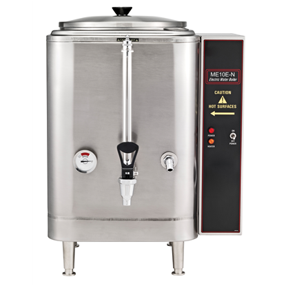 Beverage Dispensing System<br>Hot water dispenser 37.8 L, stainless steel