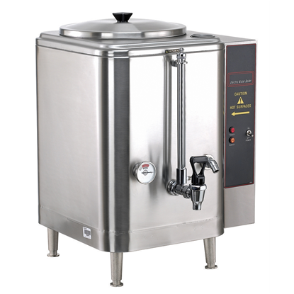 Beverage Dispensing System<br>Hot water dispenser 56.8 L, stainless steel