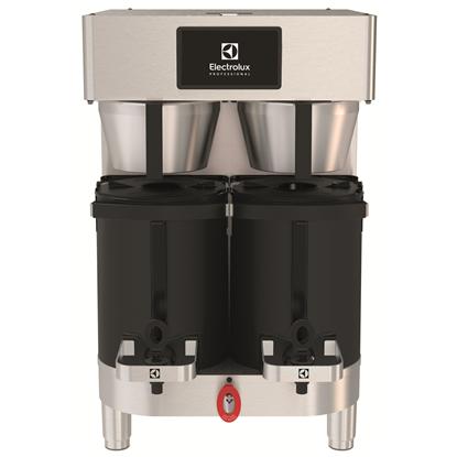 KaffesystemPrecisionBrew luftvärmd dubbelbryggare