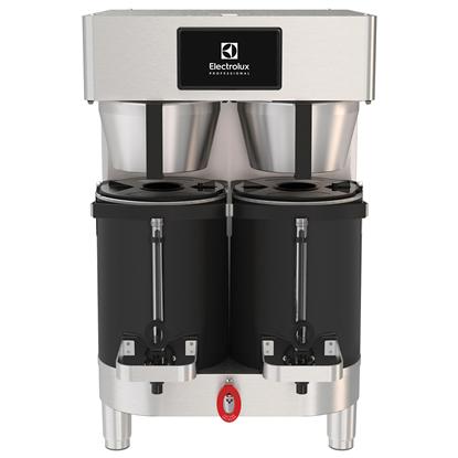 KaffesystemPrecisionBrew Dubbelbryggare med värmeplatta