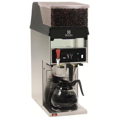 Coffee SystemGrinder brewer 2,5 kg, single - decanter with UK plug