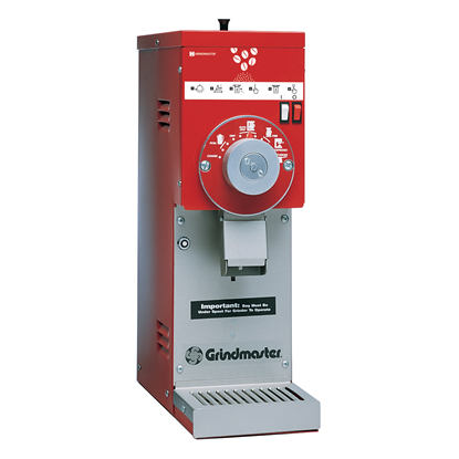 Coffee System<br>Coffee Grinder with Hopper, 0,7 kg, red
