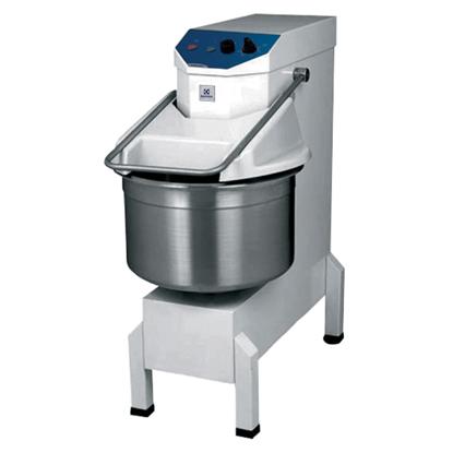 Hamur Yoğurma MakineleriHamur karma makinesi, kazan kapasitesi 50 Lt