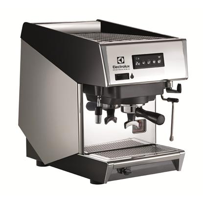 Sistema de caféCafetera espresso tradicional, 1 grupo, boiler de 6,3 litros