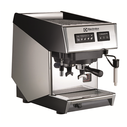 Coffee SystemMira Traditional espresso machine, 1 group, 6,3 liter boiler with Steamair
