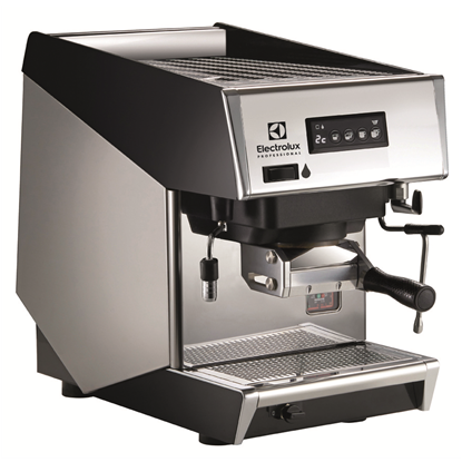 Coffee SystemMira Traditional espresso coffee FAP machine, 1 group, 6.3 liter boiler, steam & water