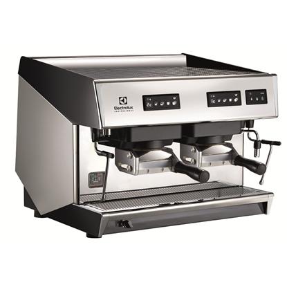 Coffee SystemMira Traditional espresso coffee FAP machine, 2 group, 10.1 liter boiler, steam & water