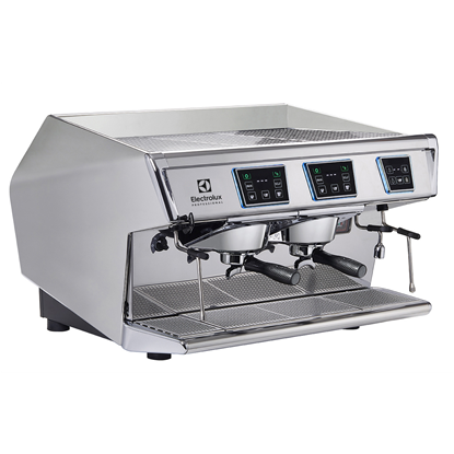Coffee SystemAura Traditional espresso machine, 2 Maestro groups with Dosamat ®
