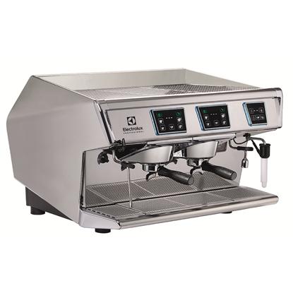 KaffesystemAura traditionell espressomaskin, 2 Maestrogrupper, Steamair