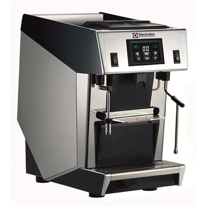 Sistema de caféCafetera espresso profesional de bolsitas, 1 grupo para 2 bolsitas/tazas, boiler de 6,3 litros