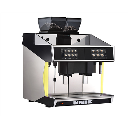 Coffee System<br>TANGO DUO ST, 2 groups full-automatic machine with Cappuccinatore