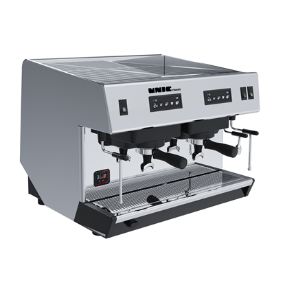 Coffee System<br>Classic Traditional espresso machine, 2 groups, 10,1 liter boiler