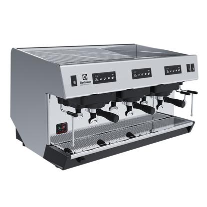 Coffee SystemClassic Traditional espresso machine, 3 groups, 15,6 liter boiler, UK Plug