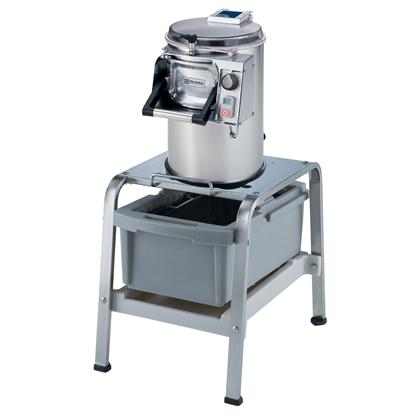 EplucheusesT5S - Inox 5Kg avec plateau abrasif et table filtre