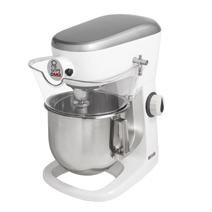Planetary Mixers<br>Planetary Mixer, 5 lt - Electronic with Hub